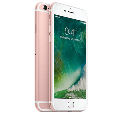 Apple iPhone 6s 32GB - Rosa guld