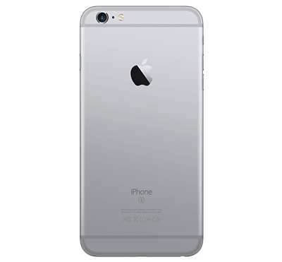 Apple iPhone 6s Plus 32GB - Rymdgrå