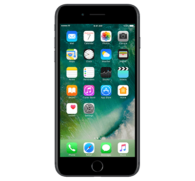 Apple iPhone 7 Plus 32GB - Svart