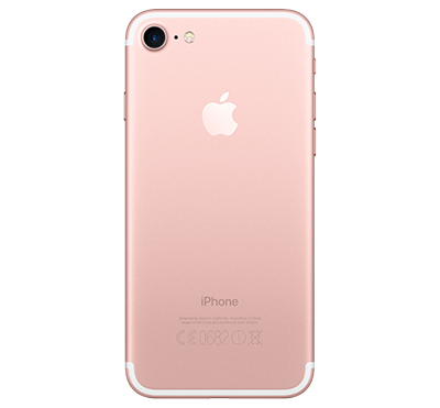 Apple iPhone 7 32GB - Rosa guld