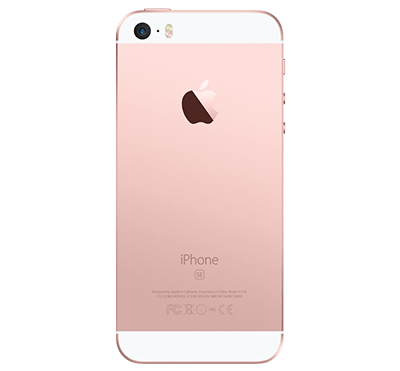 Apple iPhone SE 16GB - Rosa-guld