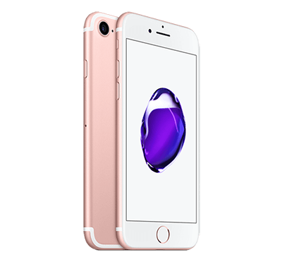 Apple iPhone 7 256GB - Rosa guld