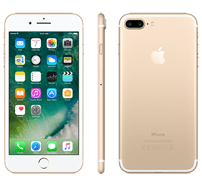 Apple iPhone 7 Plus 128GB - Guld