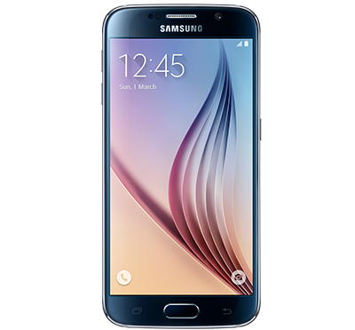 Samsung Galaxy S6 - Black