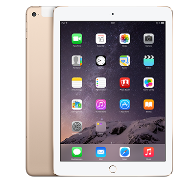 iPad Air 2 4G 32GB - Guld