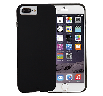 Case Mate iPhone 7 Plus Black - Black
