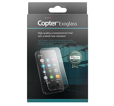 Copter Exoglass iPhone 7
