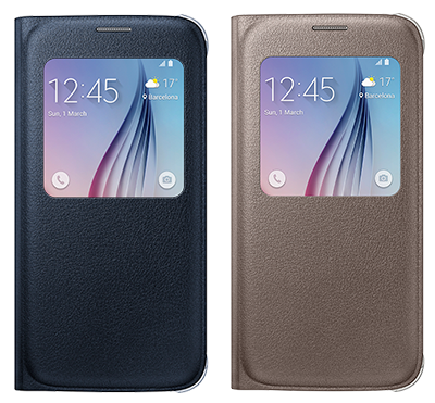 View Cover Galaxy S6