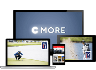 Telia Play C More Golf