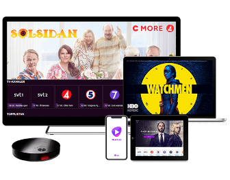 Telia Play Tv, film och serier