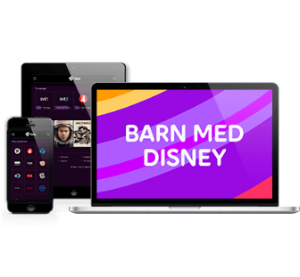 Play+ Barn med Disney