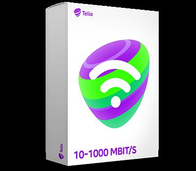Skaffa bredband via telejacket