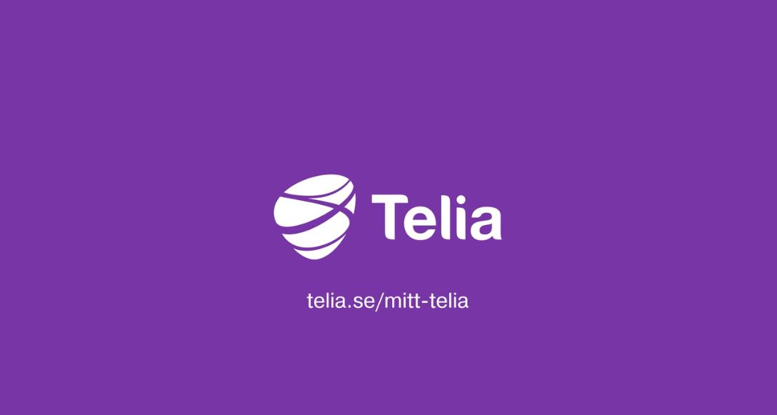 telia.se/mitt telia