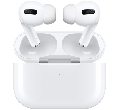 Apple AirPods Pro med laddningsetui