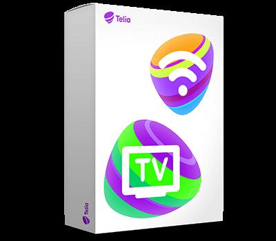 tv med bredbånd