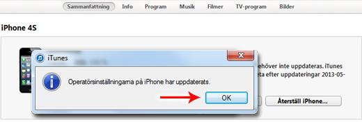 LÅSA UPP IPHONE 4 GRATIS TELIA