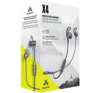 Jaybird X4 Bluetooth Headphones