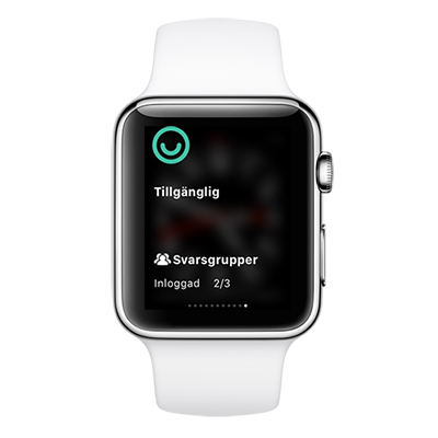 Telia Touchpoint – i din Apple Watch