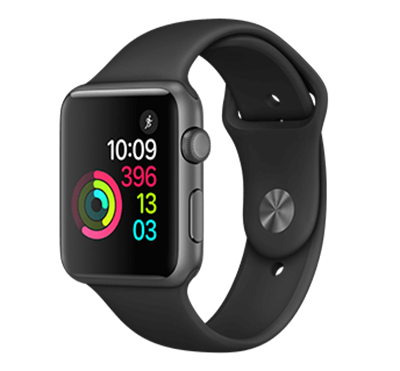Apple Watch, Series 1, skärm 42 mm