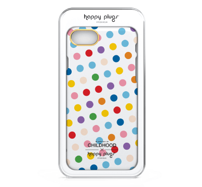 Happy Plugs Slim Case iPhone 7 Childhood