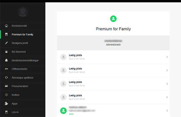 how to make spotify account private