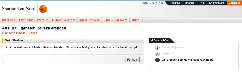 Ställ In Avisering För E Faktura Swedbanksparbankerna Guide