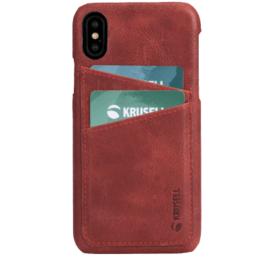 Apple iPhone XS Sunne 2 Card Cover