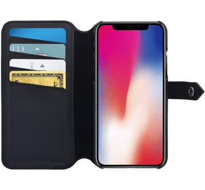 Apple iPhone X Ercko 2-in-1 Wallet Case
