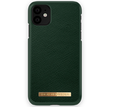 Apple iPhone 11 iDeal Saffiano Case