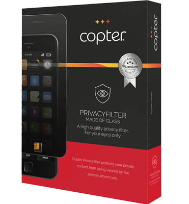 Copter Privacy Curved Apple iPhone 11 Pro Max