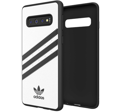 Adidas Samsung Galaxy S10 Skal OR Moulded Case PU SS19 Svart