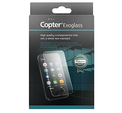 Copter Exoglass iPhone SE