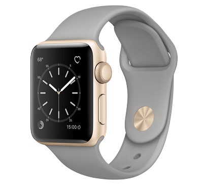 Apple Watch, Series 1, skärm 38 mm